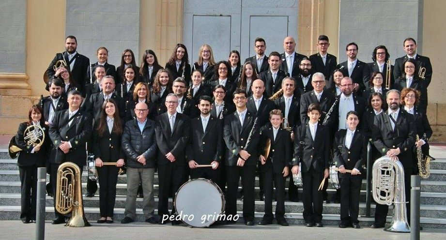 FOTO GRUPO BANDA MUSICA 2016
